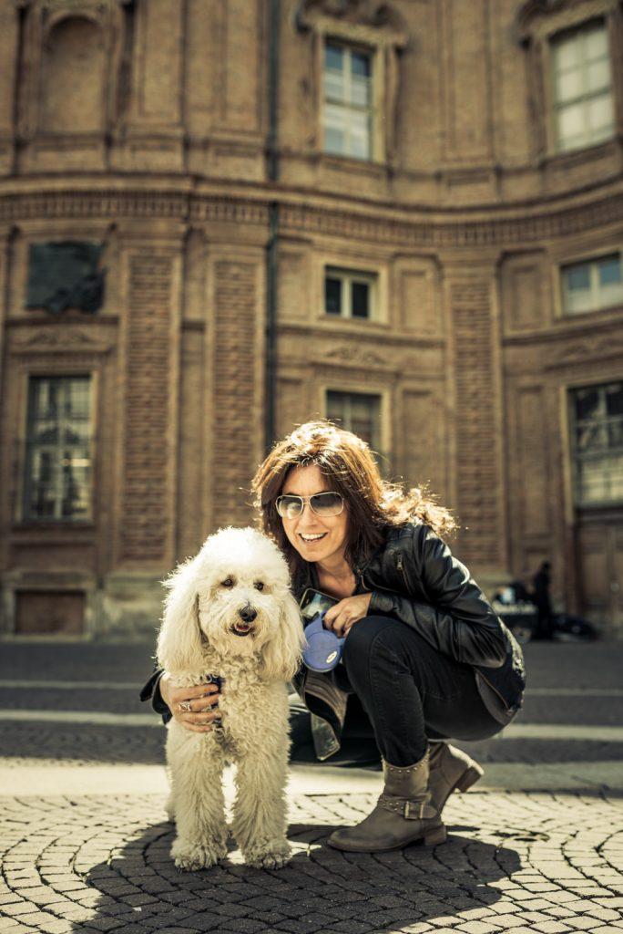 Pixi e Silvia a Torino
