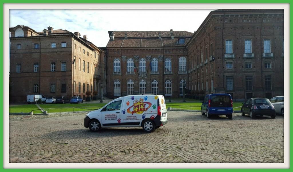 Visite au château d'Agliè pour notre Conseiller Nutritionnel